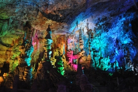 La grotte de la Salamandre